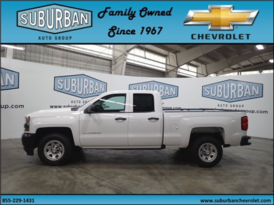 2018 Silverado 1500 Double Cab,  Pickup #T180741 - photo 3