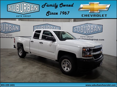 2018 Silverado 1500 Double Cab 4x2,  Pickup #T180741 - photo 6