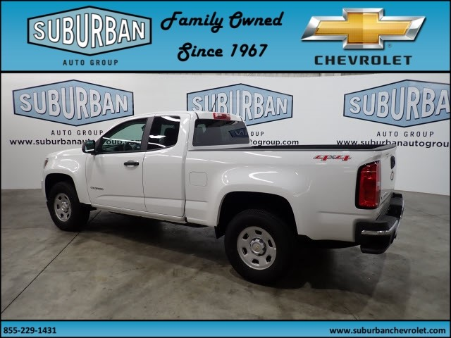 2018 Colorado Extended Cab 4x4,  Pickup #T180761 - photo 2