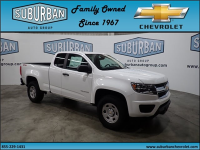 2018 Colorado Extended Cab 4x4,  Pickup #T180761 - photo 6