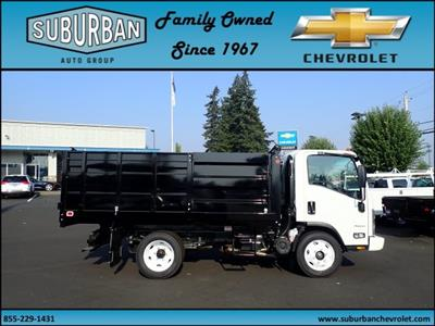 2018 LCF 4500 Regular Cab 4x2,  Knapheide Landscape Dump #T180778 - photo 5