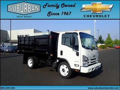 2018 LCF 4500 Regular Cab 4x2,  Knapheide Landscape Dump #T180778 - photo 6