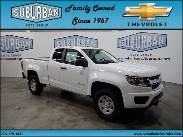 2018 Colorado Extended Cab 4x2,  Pickup #T180782 - photo 6