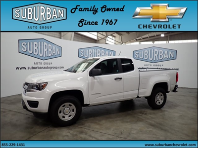 2018 Colorado Extended Cab 4x2,  Pickup #T180782 - photo 1