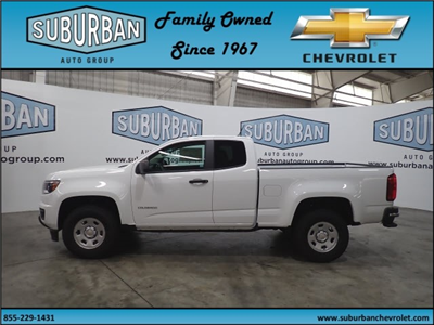 2018 Colorado Extended Cab 4x2,  Pickup #T180782 - photo 3