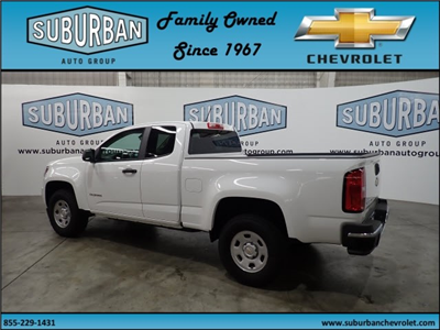 2018 Colorado Extended Cab 4x2,  Pickup #T180782 - photo 2