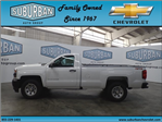 2018 Silverado 1500 Regular Cab 4x4,  Pickup #T180800 - photo 3