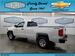 2018 Silverado 1500 Regular Cab 4x4,  Pickup #T180800 - photo 2