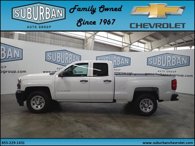 2018 Silverado 1500 Double Cab 4x2,  Pickup #T180823 - photo 3