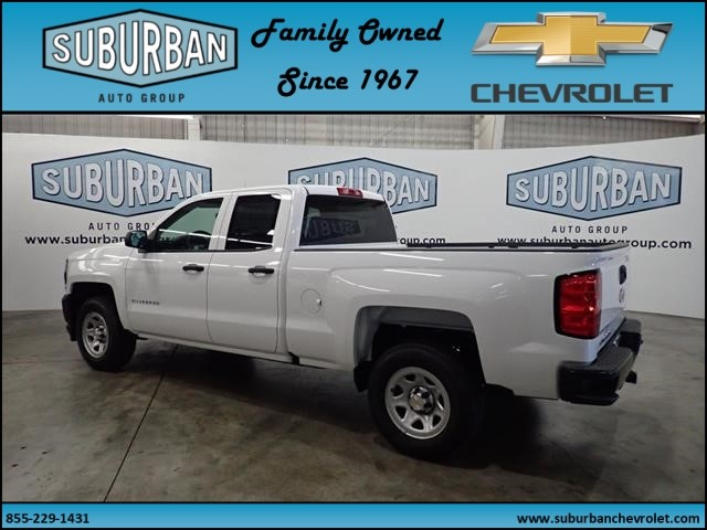 2018 Silverado 1500 Double Cab 4x2,  Pickup #T180823 - photo 2