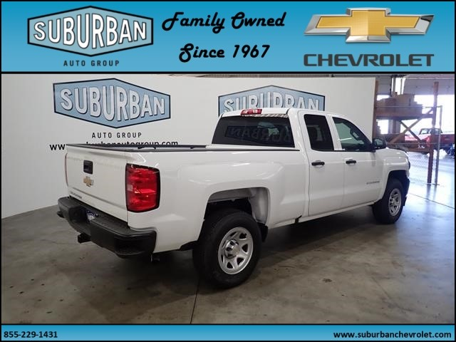 2018 Silverado 1500 Double Cab 4x2,  Pickup #T180823 - photo 4
