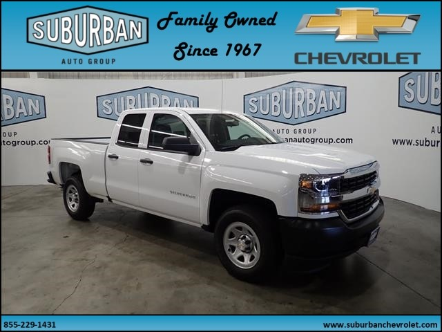 2018 Silverado 1500 Double Cab 4x2,  Pickup #T180823 - photo 6