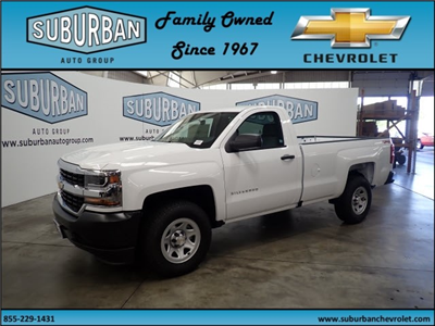 2018 Silverado 1500 Regular Cab 4x4,  Pickup #T180840 - photo 1