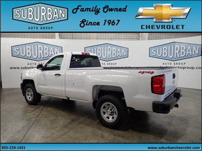 2018 Silverado 1500 Regular Cab 4x4,  Pickup #T180840 - photo 2