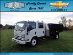 2018 LCF 4500 Crew Cab,  Reading Landscaper SL Landscape Dump #T180866 - photo 1
