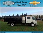 2018 LCF 4500 Crew Cab,  Reading Landscaper SL Landscape Dump #T180866 - photo 5