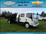 2018 LCF 4500 Crew Cab,  Reading Landscaper SL Landscape Dump #T180866 - photo 6
