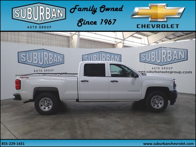 2018 Silverado 1500 Crew Cab 4x4,  Pickup #T180888 - photo 5
