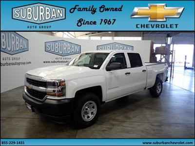 2018 Silverado 1500 Crew Cab 4x4,  Pickup #T180888 - photo 1