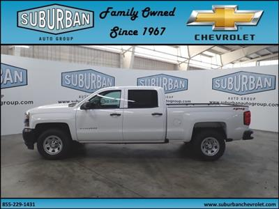 2018 Silverado 1500 Crew Cab 4x4,  Pickup #T180888 - photo 3