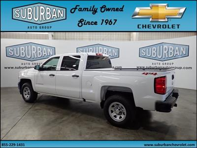 2018 Silverado 1500 Crew Cab 4x4,  Pickup #T180888 - photo 2
