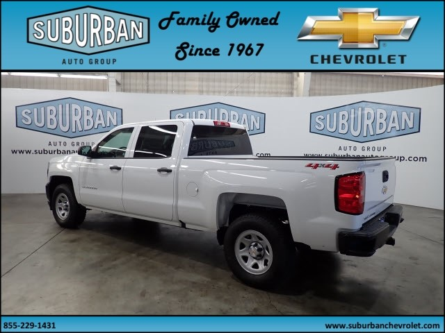 2018 Silverado 1500 Crew Cab 4x4,  Pickup #T180890 - photo 2