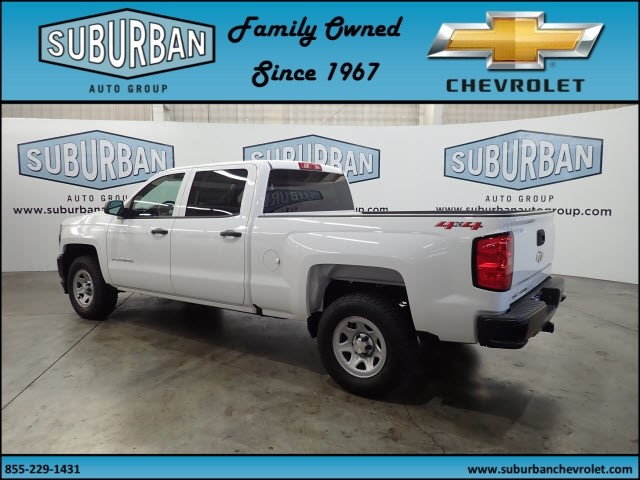 2018 Silverado 1500 Crew Cab 4x4,  Pickup #T180893 - photo 2