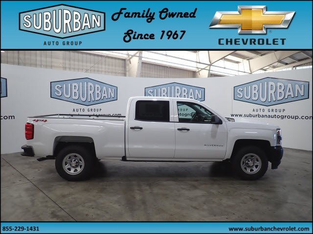 2018 Silverado 1500 Crew Cab 4x4,  Pickup #T180893 - photo 5