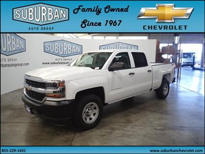 2018 Silverado 1500 Crew Cab 4x4,  Pickup #T180893 - photo 1