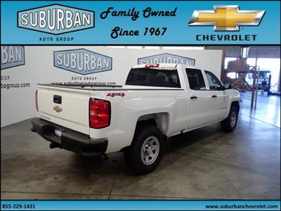 2018 Silverado 1500 Crew Cab 4x4,  Pickup #T180893 - photo 4