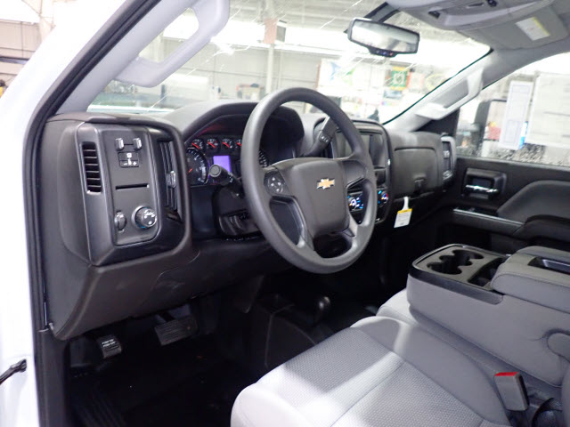 2019 Silverado 3500 Regular Cab DRW 4x4,  Knapheide Service Body #T190049 - photo 8