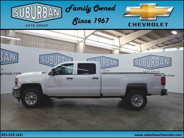 2019 Silverado 2500 Crew Cab 4x4,  Pickup #T190099 - photo 3