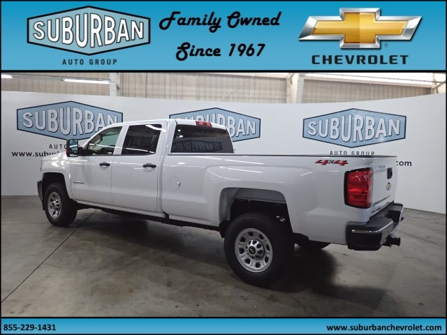 2019 Silverado 2500 Crew Cab 4x4,  Pickup #T190099 - photo 2