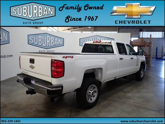 2019 Silverado 2500 Crew Cab 4x4,  Pickup #T190099 - photo 4