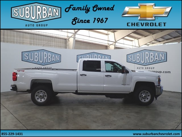 2019 Silverado 2500 Crew Cab 4x4,  Pickup #T190099 - photo 5