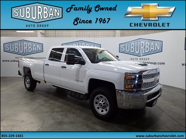 2019 Silverado 2500 Crew Cab 4x4,  Pickup #T190099 - photo 6
