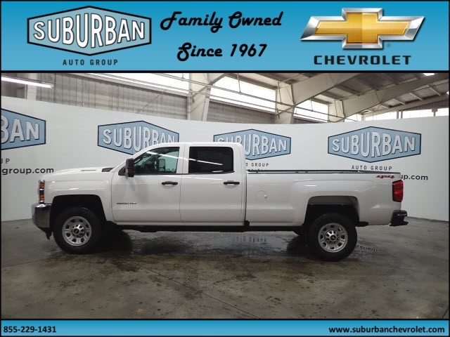 2019 Silverado 2500 Crew Cab 4x4,  Pickup #T190109 - photo 3