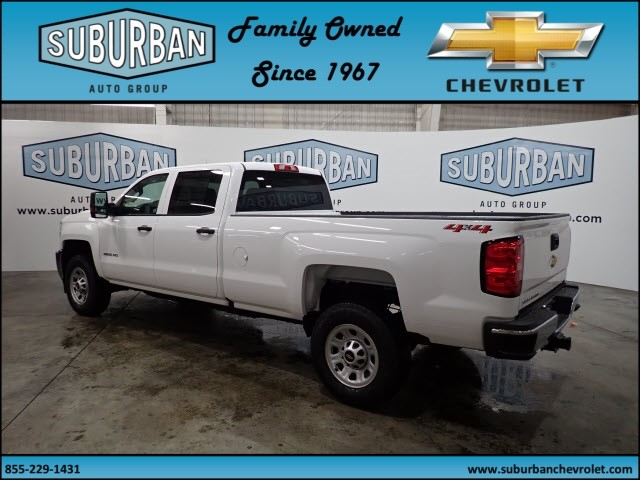 2019 Silverado 2500 Crew Cab 4x4,  Pickup #T190109 - photo 2