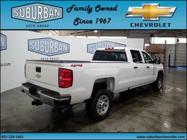 2019 Silverado 2500 Crew Cab 4x4,  Pickup #T190109 - photo 4