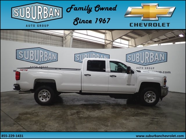 2019 Silverado 2500 Crew Cab 4x4,  Pickup #T190109 - photo 5