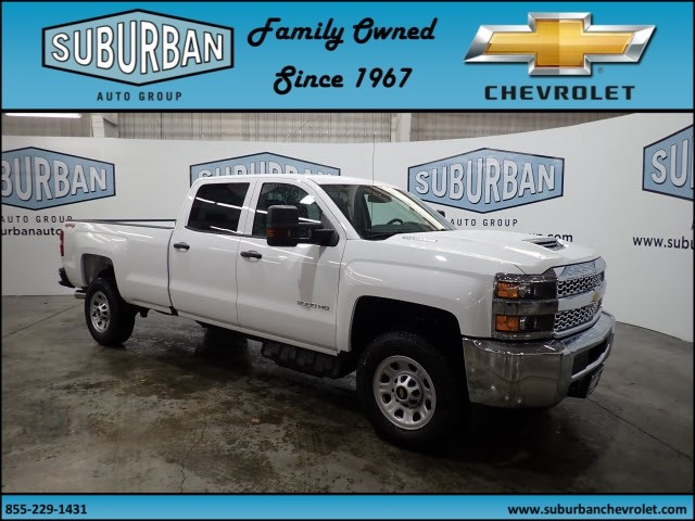 2019 Silverado 2500 Crew Cab 4x4,  Pickup #T190109 - photo 6