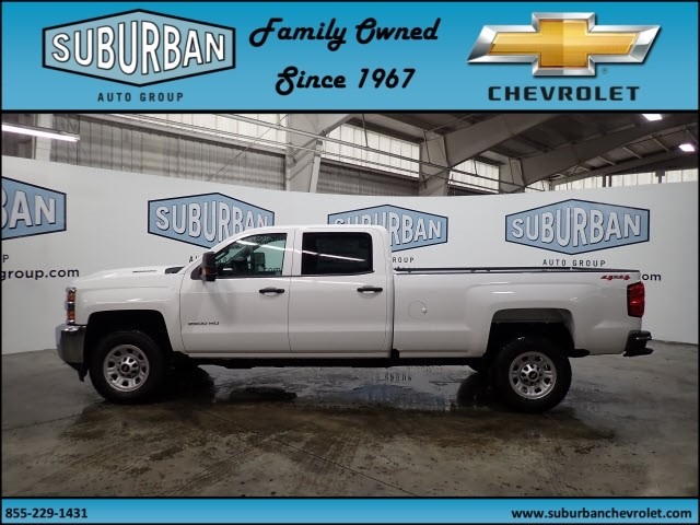 2019 Silverado 2500 Crew Cab 4x4,  Pickup #T190131 - photo 3