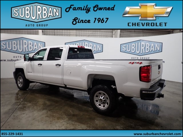 2019 Silverado 2500 Crew Cab 4x4,  Pickup #T190131 - photo 2