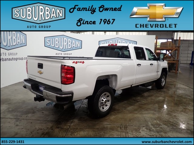 2019 Silverado 2500 Crew Cab 4x4,  Pickup #T190131 - photo 4