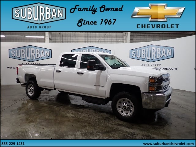 2019 Silverado 2500 Crew Cab 4x4,  Pickup #T190131 - photo 6