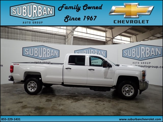 2019 Silverado 2500 Crew Cab 4x4,  Pickup #T190139 - photo 5