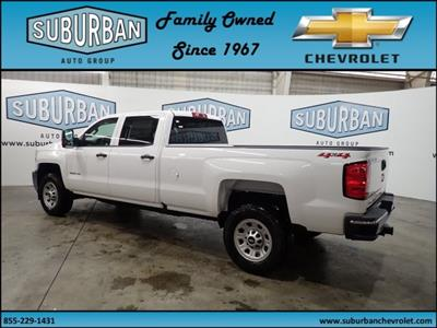 2019 Silverado 2500 Crew Cab 4x4,  Pickup #T190139 - photo 2