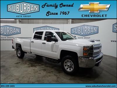 2019 Silverado 2500 Crew Cab 4x4,  Pickup #T190139 - photo 6