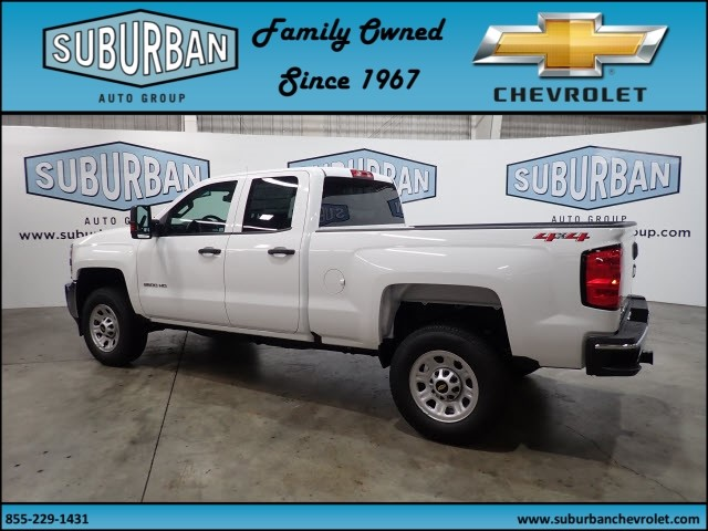 2019 Silverado 2500 Double Cab 4x4,  Pickup #T190152 - photo 2