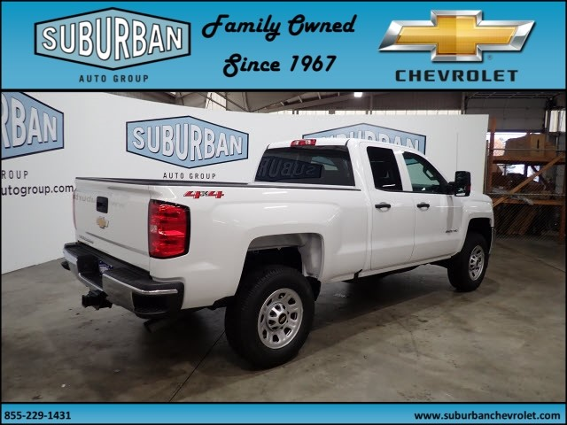 2019 Silverado 2500 Double Cab 4x4,  Pickup #T190152 - photo 4
